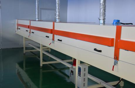 IR Drying Line